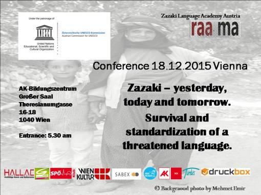 Zazaki Conference